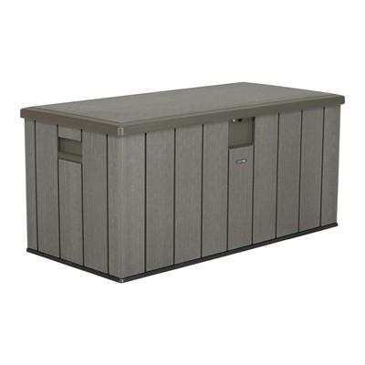 Attrayant ... Lifetime Heavy Duty Outdoor Storage Deck Box (150 Gallon) Photo ...
