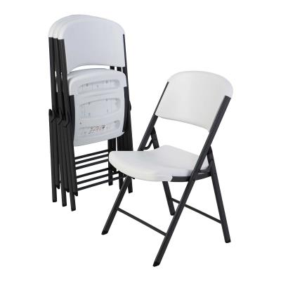 Lifetime (4) 8-Foot Rectangle Tables and (32) Chairs Combo photo