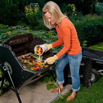 Lifetime Rotating Composter (65 gallon) photo