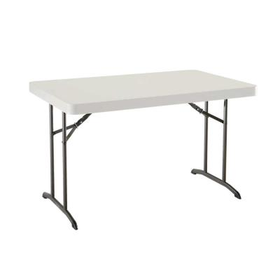 Lifetime 4-Foot Folding Table (Commercial) photo