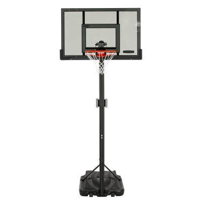 Lifetime Adjustable Portable Basketball Hoop (52-Inch Polycarbonate) photo