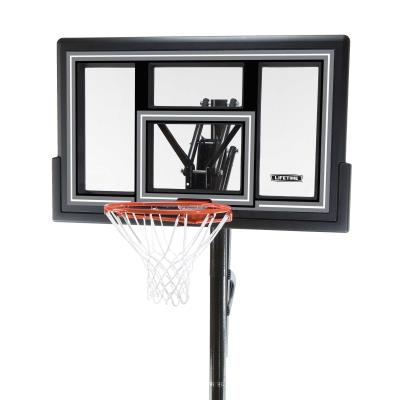 Lifetime Adjustable In-Ground Basketball Hoop (50-Inch Polycarbonate) photo