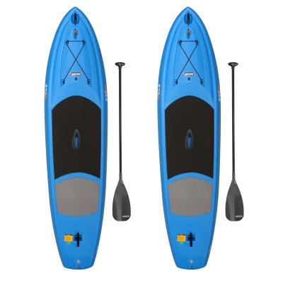 Lifetime Amped 110 Stand-Up Paddleboard - 2-Pack (Paddles Included) photo