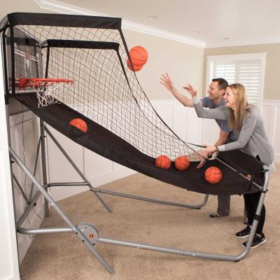 Lifetime Double Shot Deluxe Basketball Arcade Game (New and Improved) photo