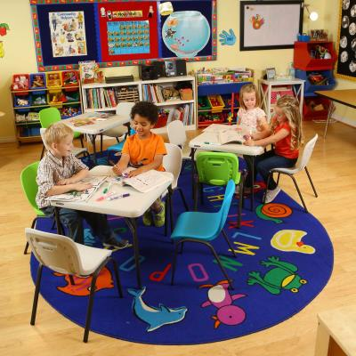 Lifetime Childrens Table and (4) Chairs Combo (Light Commercial) photo