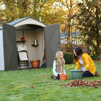Lifetime 7 Ft. x 4.5 Ft. Outdoor Storage Shed photo