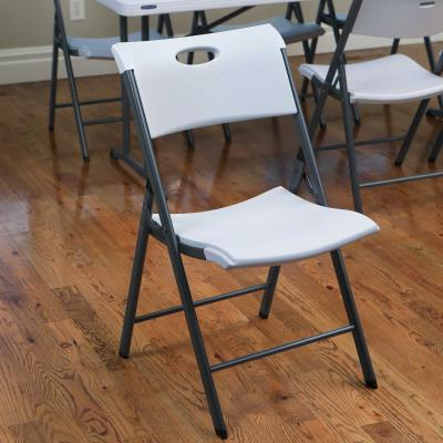 Lifetime Folding Chair - 4 Pk (Commercial) photo