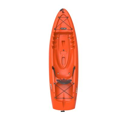 Lifetime Hydros 85 Sit-On-Top Kayak (Paddle Included) - Orange photo