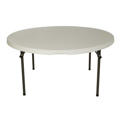 Lifetime 60-Inch Round Nesting Table (Commercial) photo