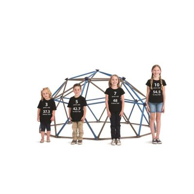 Lifetime 54-Inch Climbing Dome photo