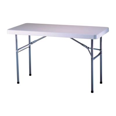 Marvelous Lifetime 4 Foot Folding Table Commercial Squirreltailoven Fun Painted Chair Ideas Images Squirreltailovenorg