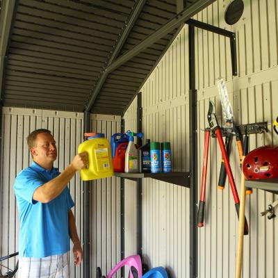 Lifetime 11 Ft. x 21 Ft. Outdoor Storage Shed photo