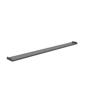 90 in. x 9 in. Shelf Kit - Spanning the full width of a Lifetime 8 ft. Outdoor Storage Shed, the 90 in. x 9 in. Shelf Kit includes (2) steel shelf brackets, a steel-reinforced shelf (90 in. x 9 in.), and installation hardware. Not compatible with 11 ft. sheds. photo