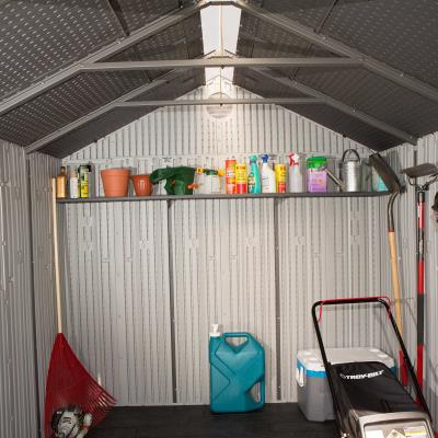 Lifetime 8 Ft. x 10 Ft. Outdoor Storage Shed photo