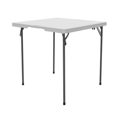 Lifetime 34-Inch Square Fold-In-Half Table (Essential) photo