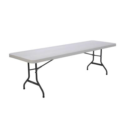 Lifetime 8 Foot Folding Table Commercial