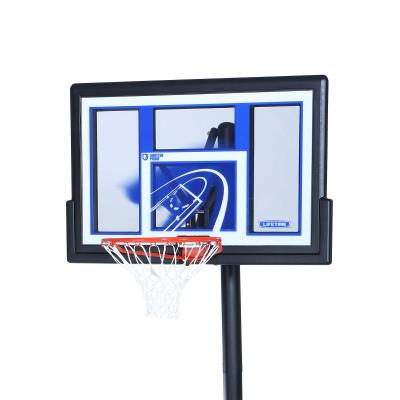 Lifetime Adjustable In-Ground Basketball Hoop (48-Inch Polycarbonate) photo