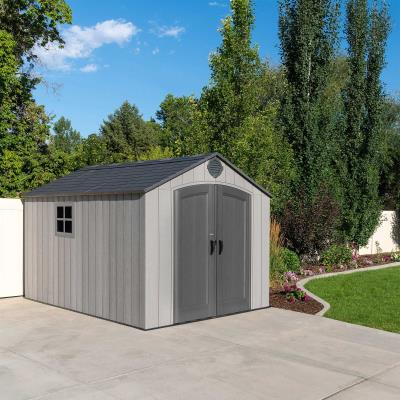 Lifetime 8 Ft. x 12.5 Ft. Outdoor Storage Shed photo