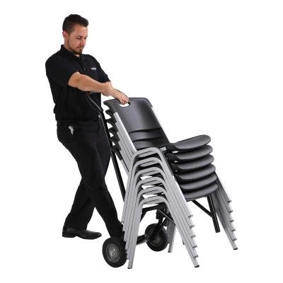 Lifetime Stacking Chair Dolly photo