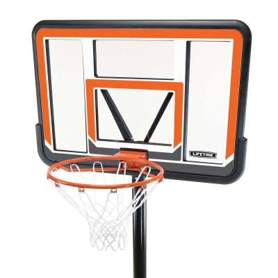 Lifetime Adjustable Portable Basketball Hoop (44-Inch Polycarbonate) photo
