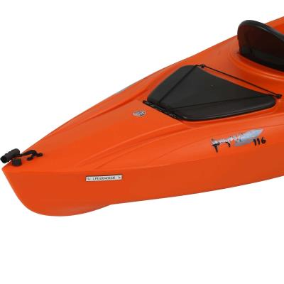 Lifetime Payette 98 Sit-In Kayak - 2 Pack photo