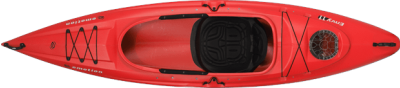 Emotion Envy 110 Sit-In Kayak (Paddle Included) photo