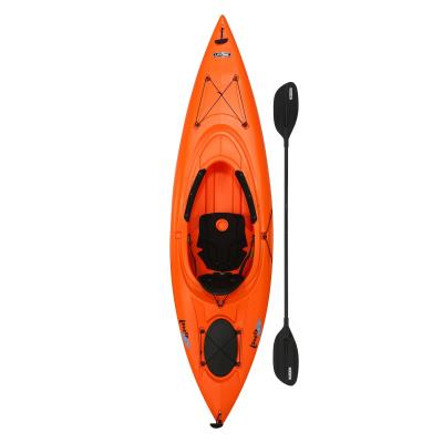 Lifetime Lancer 100 Sit-In Kayak (Paddle Included) photo