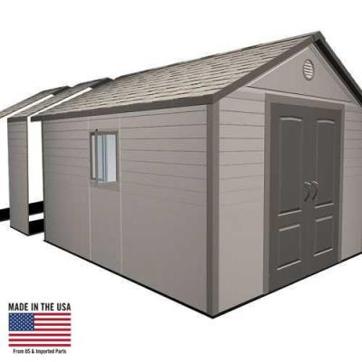 30 Inch Extension Kit for 11 Ft. Sheds (No Windows) photo