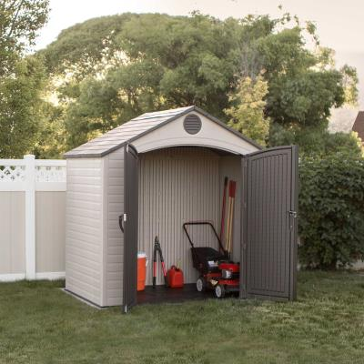 Lifetime 8 Ft. x 5 Ft. Outdoor Storage Shed photo