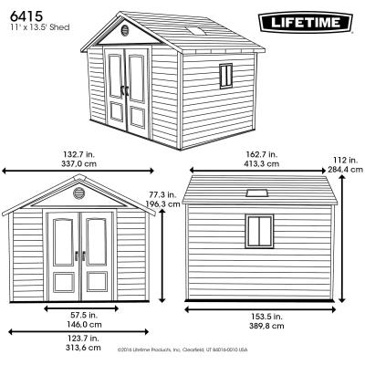 shed addition to house