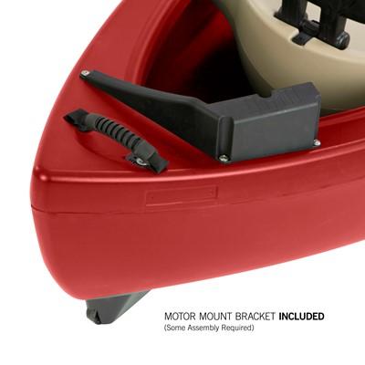 Lifetime Kodiak 130 Canoe (Paddles Included)