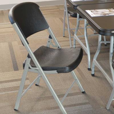Lifetime (4) 8-Foot Stacking Table and (32) Chairs Combo (Commercial) photo