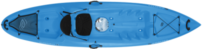 Emotion Temptation 110 Sit-On Kayak (Blue) photo