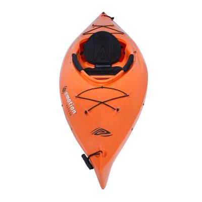 The Lifetime Glide™ Kayak is our award-winning, time tested original that is the perfect blend of comfort, stability and performance. The lightweight design and compact size of this kayak makes it easy to handle on and off the water. The roto-molded ST Performance Hull design provides the speed, tracking and maneuverability for just about every water condition from large lakes and bays to slow moving rivers and creeks. This kayak is equipped with our Ledge Lock Paddle Keeper, CRS + UltraLite Seat and other great features for comfort and convenience. photo