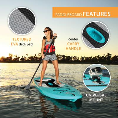 Lifetime Horizon 100 Stand-Up Paddleboard (Paddle Included) photo