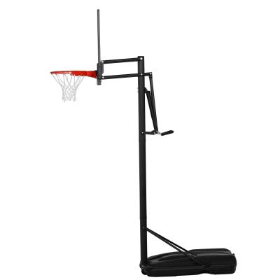 Lifetime Adjustable Portable Basketball Hoop (54-Inch Acrylic) photo