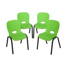 Lifetime Childrens Stacking Chair (Essential) - Lime Green photo