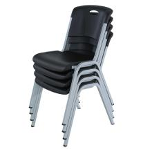 Lifetime Stacking Chair - 4 Pk (Commercial)  photo