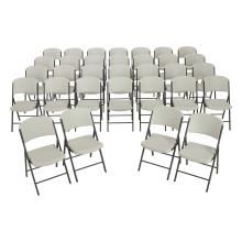 Lifetime Classic Folding Chair - 32 Pk (Commercial) photo