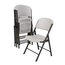 Lifetime Classic Folding Chair - 4 Pk (Commercial) photo
