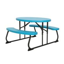 Lifetime Childrens Oval Picnic Table photo
