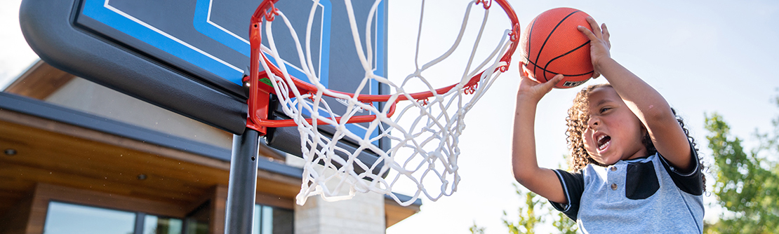 Find the Right Backboard for your Home's New Basketball Hoop